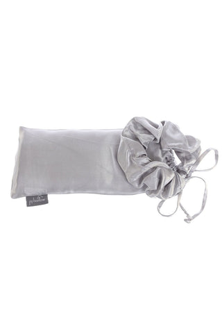 Satin Pillowcase with Satin Scrunchy