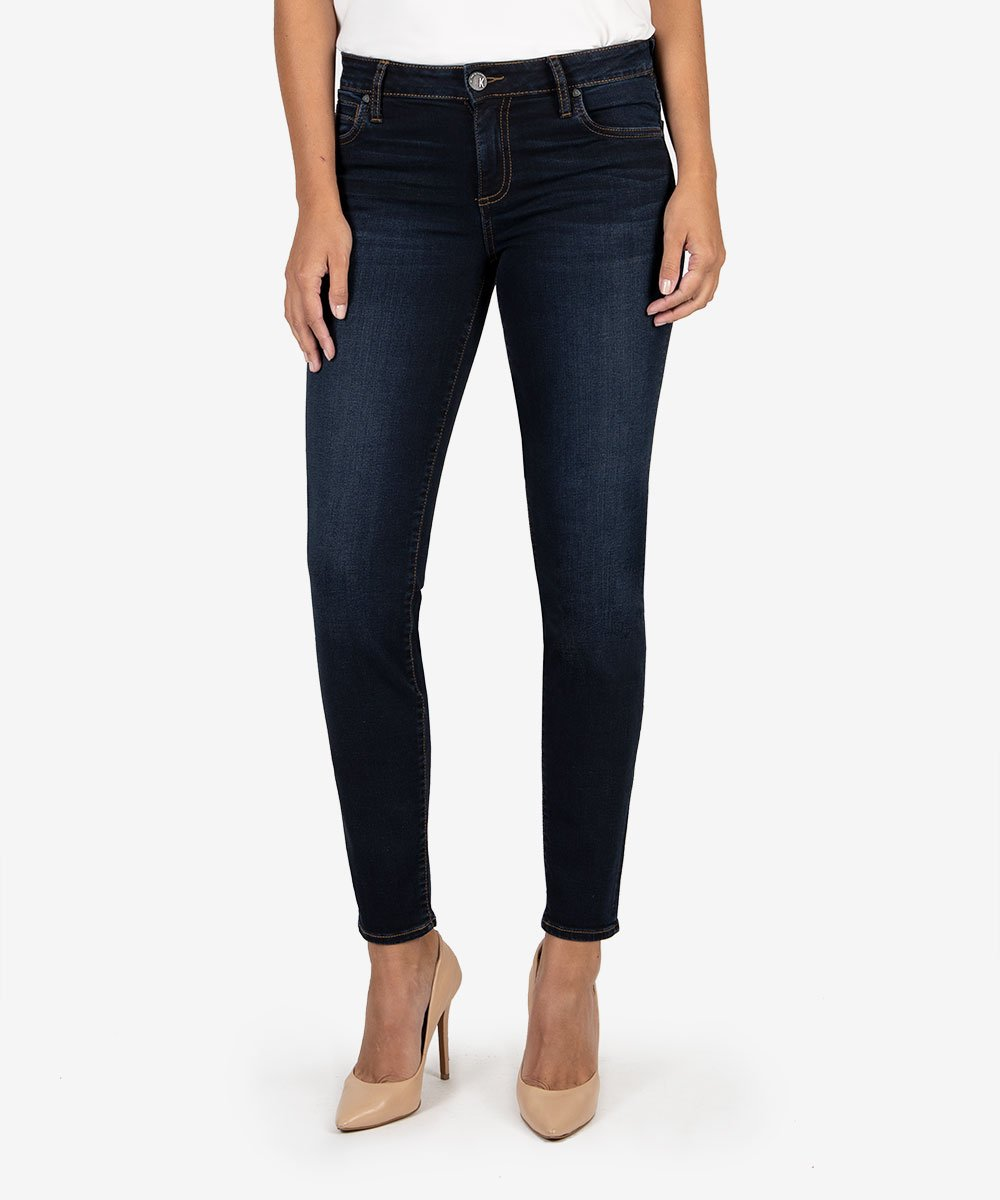 Diana Relaxed Fit Skinny (Initiative Wash)