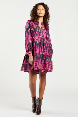 Paris Dress - Ikat
