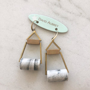 David Aubrey Earrings SAHE31