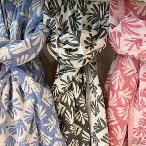 Turkish Towel - Sea Anemone Print