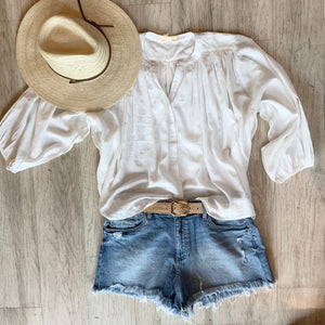 Summer Button Down