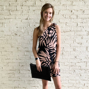 Rebel One Shoulder Party Dress