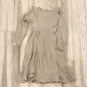 Gauze Tie Waist Dress