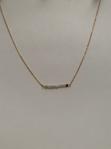 All in a Row Necklace