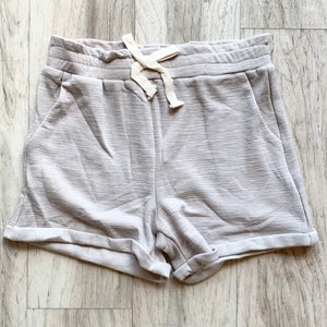 Pull On Paper Bag Shorts