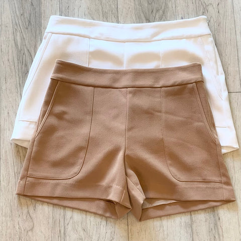 Mia Cotton Short