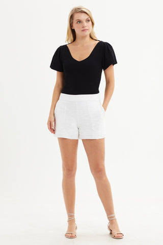 Mia Textured Short