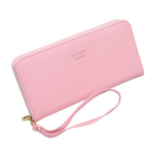 Long Purse, Card Holder-Handbag w/Phone Pocket - Rodeo.Driving