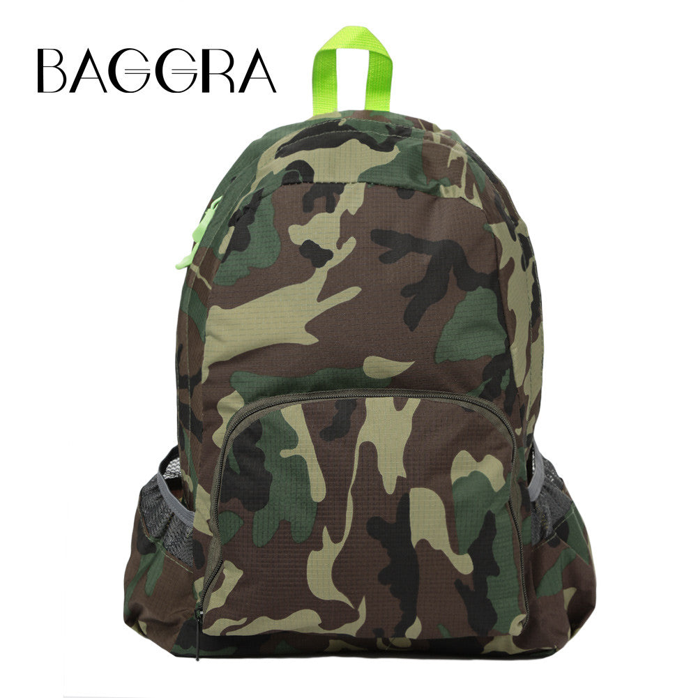 Camouflage Backpack for Travel - Rodeo.Driving