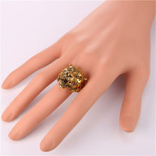 Imperial 24K Gold Tiger Ring - instinctiveluxury