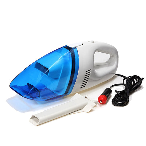 RVC-1000 Rechargeable 12V Car Vacuum Cleaner - instinctiveluxury