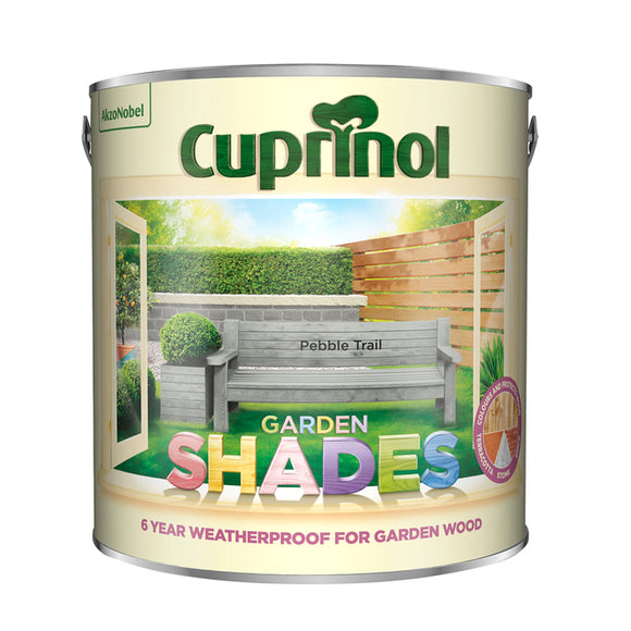 Cuprinol Garden Shades Pebble Trail 2.5L