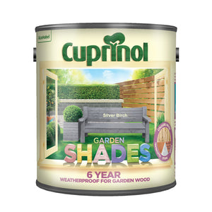 Cuprinol Garden Shades Silver Birch 2.5L