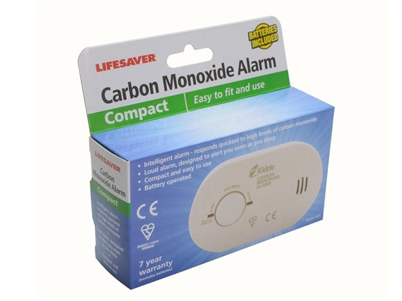 Lifesaver 5Co Carbon Monoxide Alarm