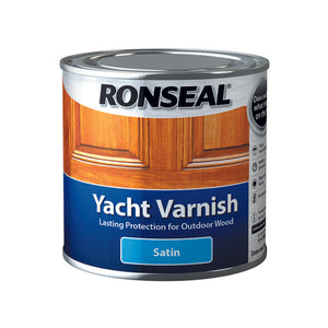 Ronseal Yacht Varnish 250ml Satin