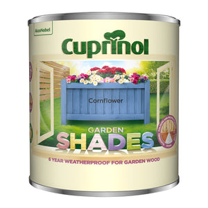 Cuprinol Garden Shades Cornflower 1L