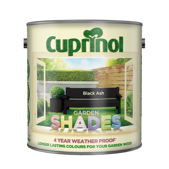 Cuprinol Garden Shades Black Ash 2.5L