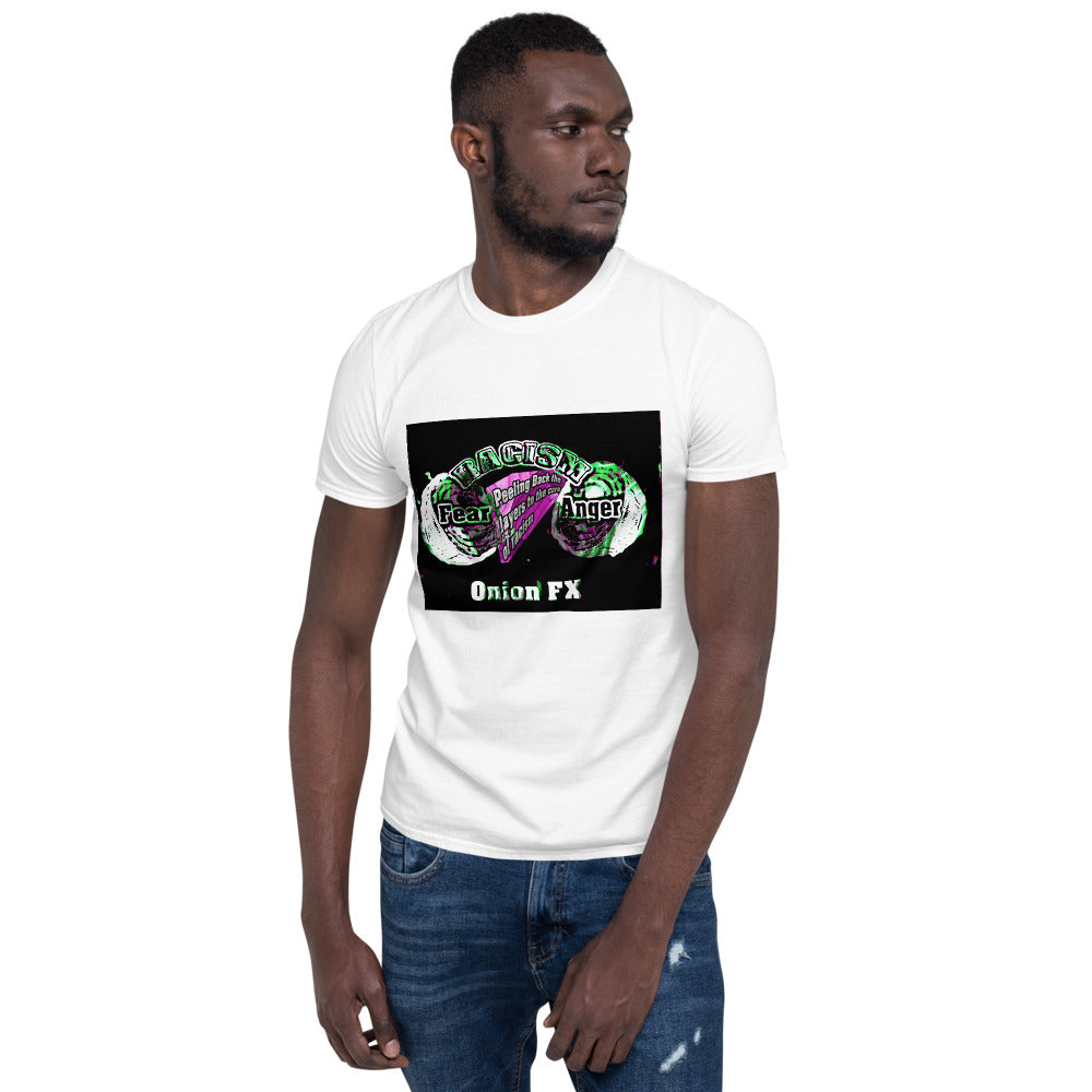 Short-Sleeve Unisex T-Shirt Onion FX style2 - Gloray's Graphics & Designed Wear