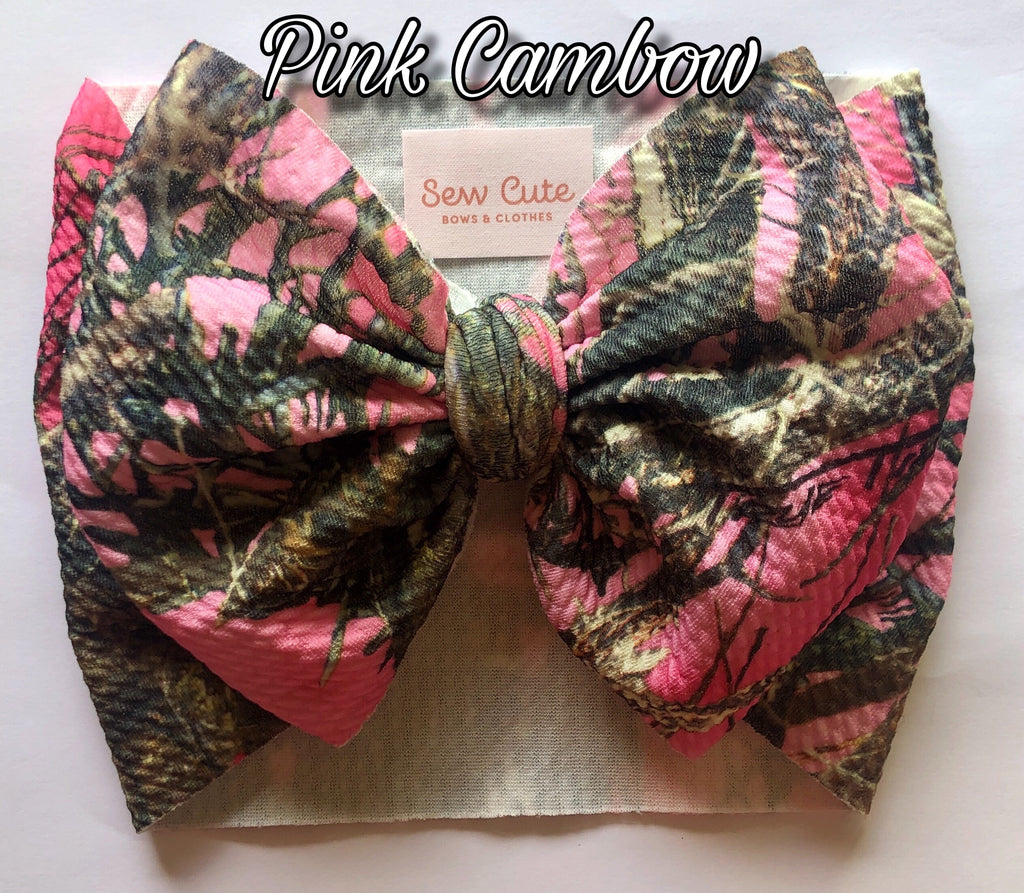 Pink Cambow