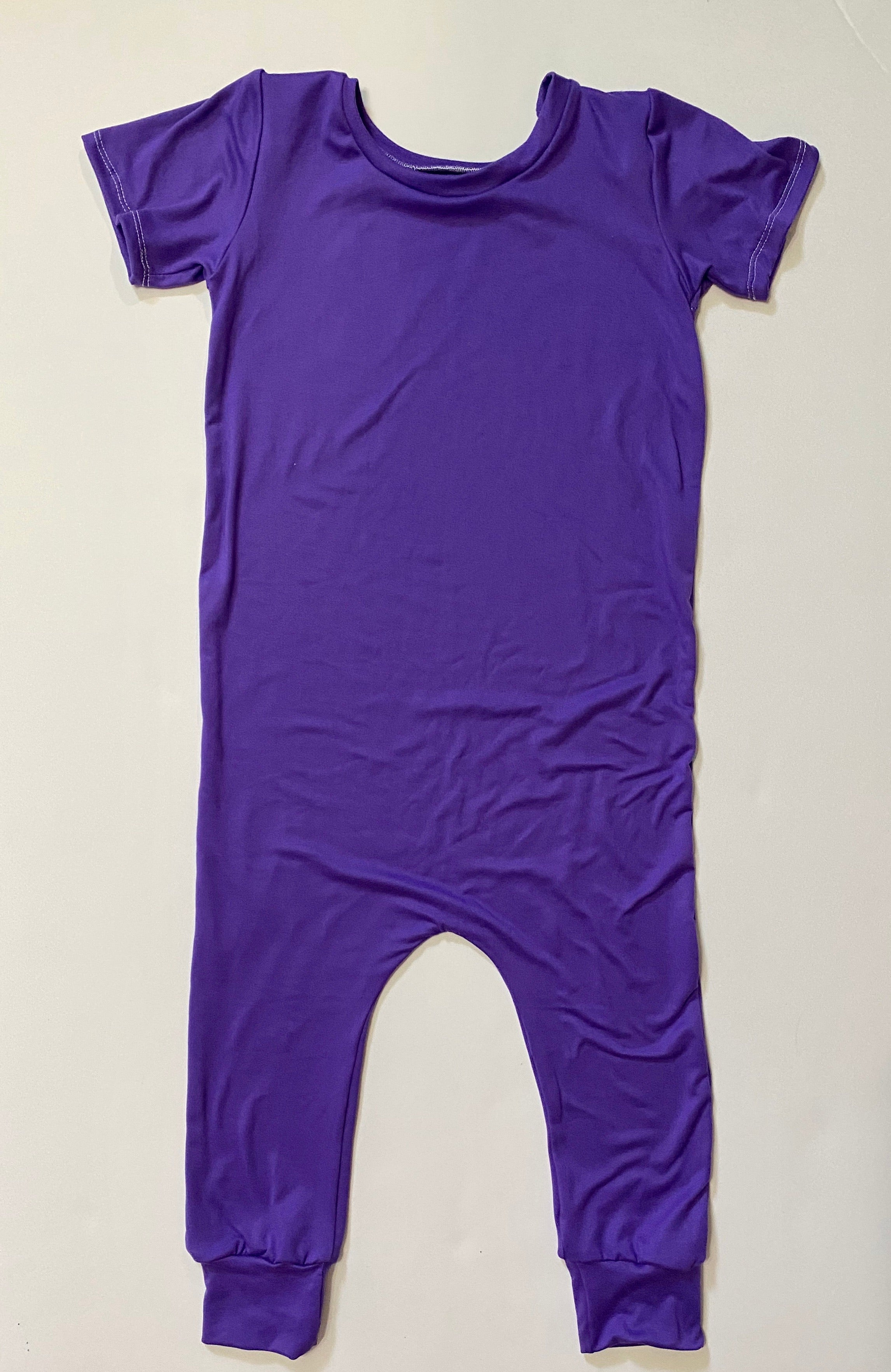Purple OG Romper