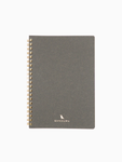 Kunisawa A5 Find Notebook (Charcoal)