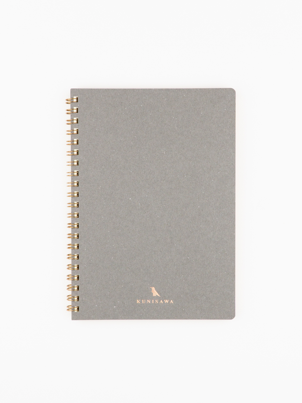 Kunisawa A5 Find Notebook (Grey)