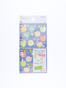 Midori Planner/Journal Bird Stickers