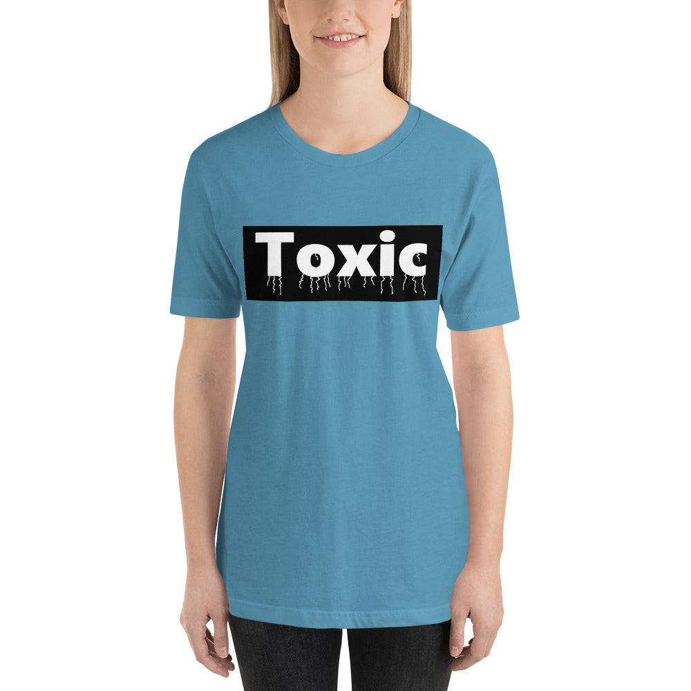 Short-Sleeve Unisex T-Shirt - Toxic