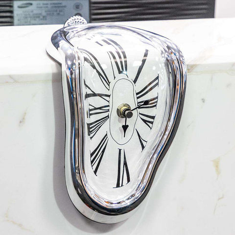 ArtD™ Melting Dali Clock