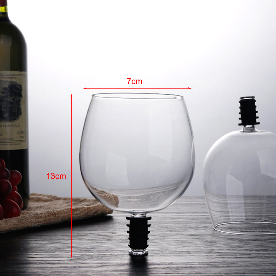 Direct Drinking Wine Glass