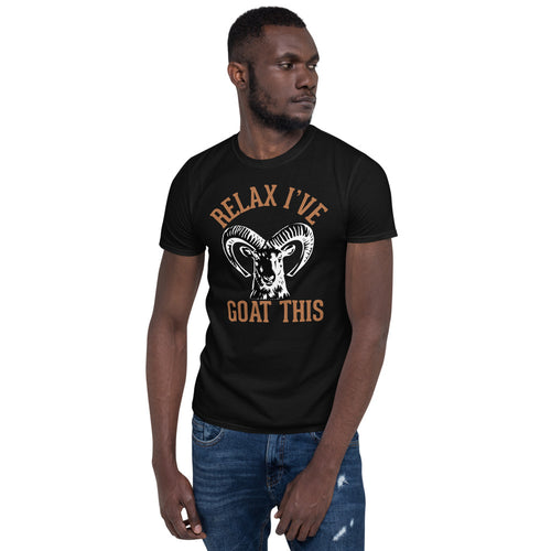 Relax I've Goat this T-Shirt