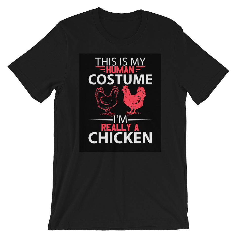 I am really a Chicken T-Shirt