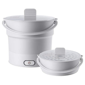 Folding Electric Hot Pot Cooker