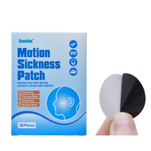 Motion SeaSickness Herbal Patch (36 pcs)