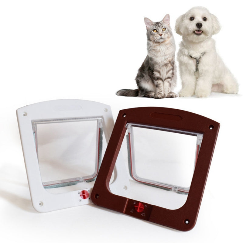 Lockable Small Pet Door