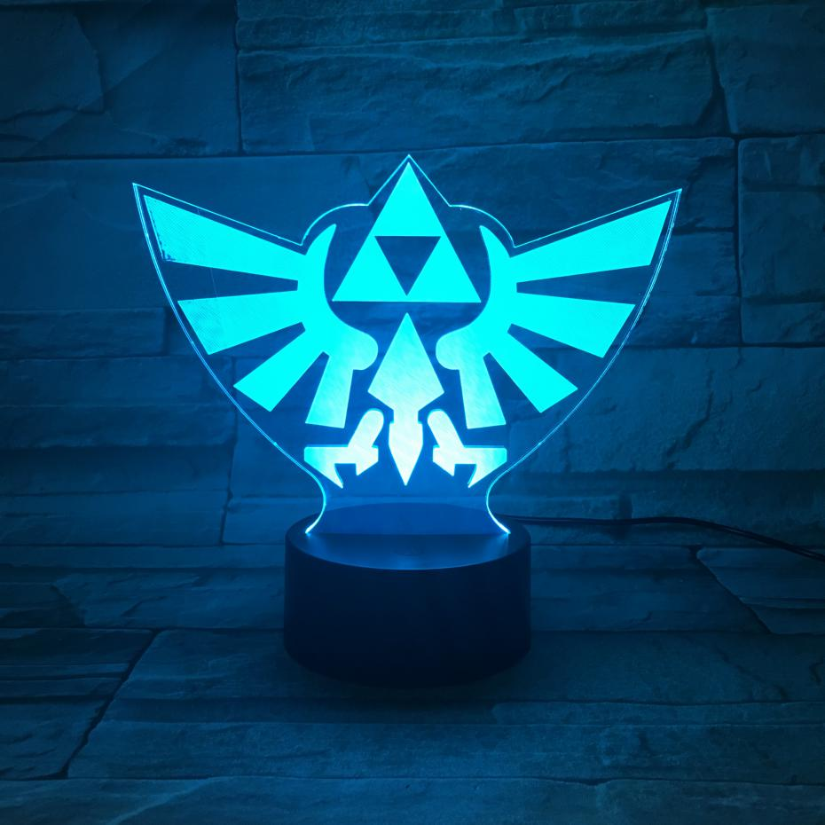 Legend of Zelda Night Light