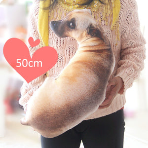 3D Real Looking Dog Plush