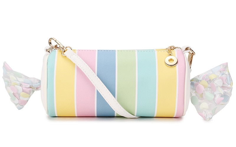 Sweet Girl Personality Mini Messenger Handbag