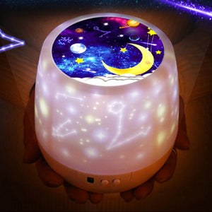 Starry Sky Constellation Lamp