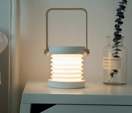 LED Lantern Bedside Lamp