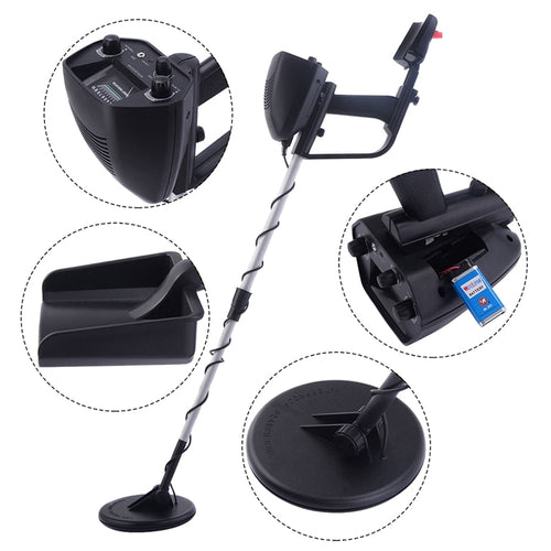 Waterproof Beginner Metal Detector