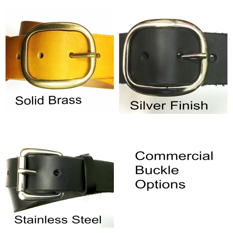 Latigo - Black - Leather Snap Belt- high quality - 3rd anniversary gift - snap leather belt - interchangeable - plus size - stainless steel