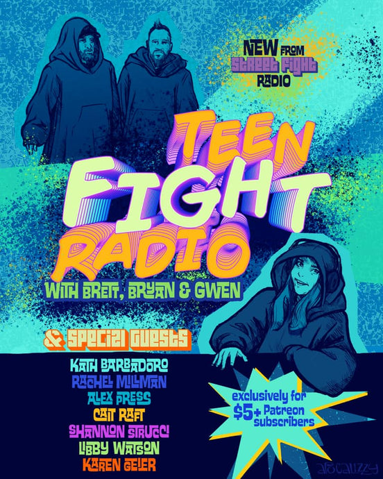 Teen Fight Radio Vol 1 Digital Download