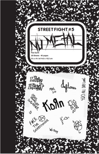 Street Fight Radio Digital Zine Collection 1-12