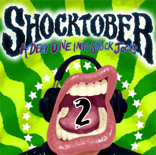 Shocktober Vol 2 Digital Download Bigger and Better with Chris James from Not Even A Show