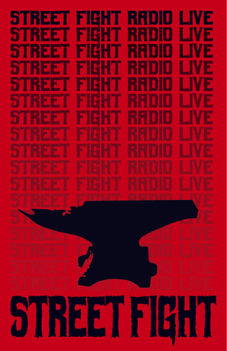 3/20 Street Fight Radio Live at Ruby Tuesday with Kath Barbadoro