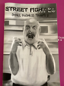 Zine #28 Small Business Tyrants 2