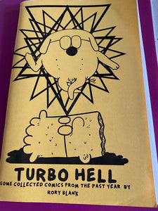 Turbo Hell by Rory Blank
