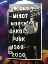 Load image into Gallery viewer, Punksaround vol 3 the story of Minot ND punk
